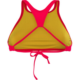 arena Think Bikini Damer, fluo red-yellow star